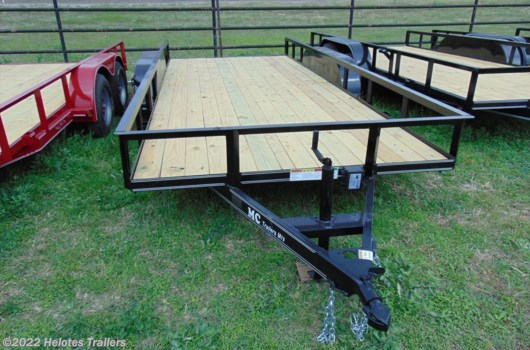 Utility  Trailer - 2017 MC Trailer 16x77 Tandem Axle available New in Helotes, TX