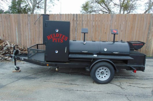 Concession/Vending Trailer - 2017 Helotes Pits The Frio Trailer Pit available New in Helotes, TX