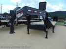2017 MC Trailer Manufacturing MC Trailer 30 x 101 Gooseneck Helotes, Texas