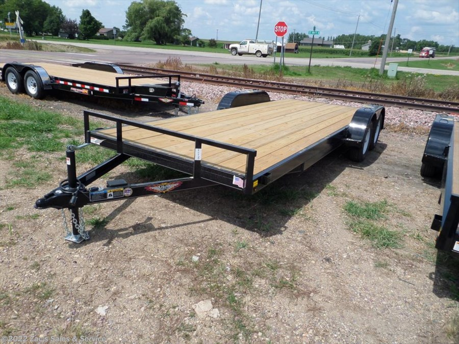 2017 H&H  Flatbed Trailers