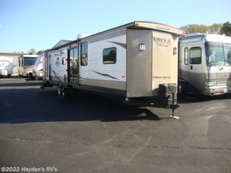 New 2017 Forest River Salem Villa 426-2BHD For Sale by Hayden's RV's available in Richmond, Virginia