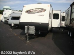 Used 2014  Forest River Surveyor Cadet SC226RBDS by Forest River from Hayden's RV's in Richmond, VA