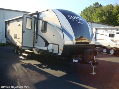 New 2017 CrossRoads Sunset Trail Super Lite 264 BH For Sale by Hayden's RV's available in Richmond, Virginia