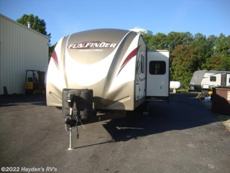 New 2017 Cruiser RV Fun Finder Signature 266 KIRB For Sale by Hayden's RV's available in Richmond, Virginia