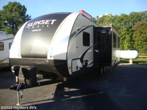 New 2017 CrossRoads Sunset Trail Super Lite 254 RB For Sale by Hayden's RV's available in Richmond, Virginia