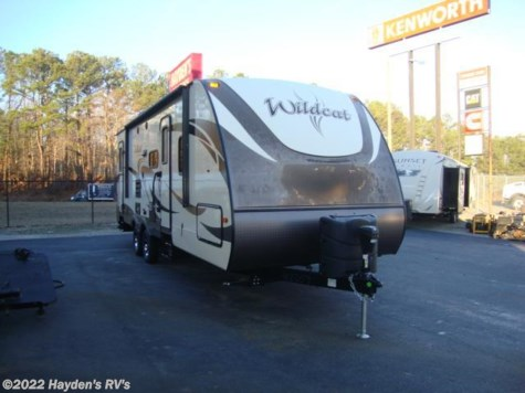 New 2017 Forest River Wildcat 251RBQ For Sale by Hayden's RV's available in Richmond, Virginia