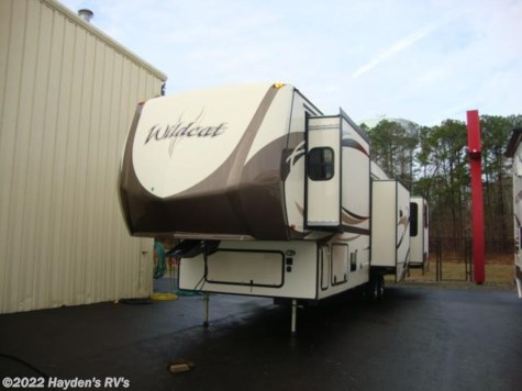 New 2017 Forest River Wildcat 35 WB For Sale by Hayden's RV's available in Richmond, Virginia