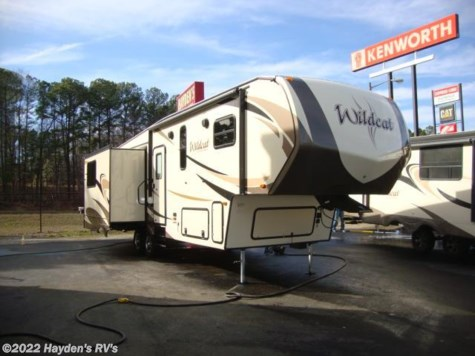 New 2017 Forest River Wildcat 28SGX For Sale by Hayden's RV's available in Richmond, Virginia