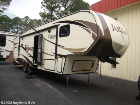 New 2017 Forest River Wildcat 28 BH For Sale by Hayden's RV's available in Richmond, Virginia