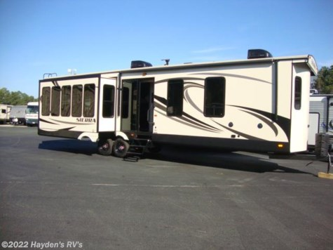 New 2017 Forest River Sierra 393 RL For Sale by Hayden's RV's available in Richmond, Virginia