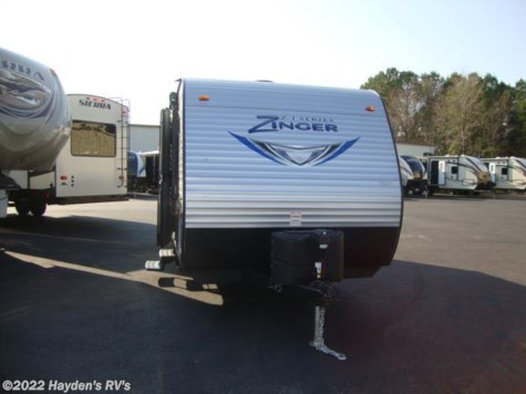 New 2017 CrossRoads Z-1 ZR211RD For Sale by Hayden's RV's available in Richmond, Virginia