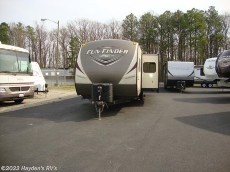 New 2018 Cruiser RV Fun Finder Xtreme Lite 31 BH For Sale by Hayden's RV's available in Richmond, Virginia