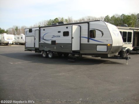 New 2017 CrossRoads Z-1 ZR328SB For Sale by Hayden's RV's available in Richmond, Virginia