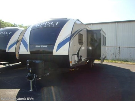 New 2018 CrossRoads Sunset Trail Grand Reserve 26 SI For Sale by Hayden's RV's available in Richmond, Virginia