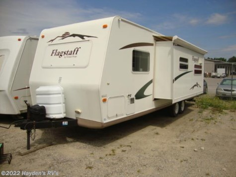 2006 Forest River Flagstaff  26 BHSS