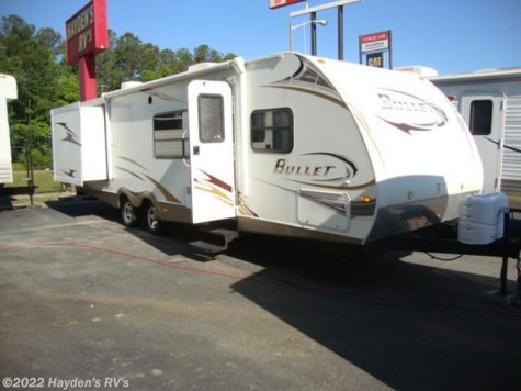 Used 2010 Keystone Bullet 294BHS For Sale by Hayden's RV's available in Richmond, Virginia