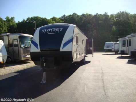 New 2018 CrossRoads Sunset Trail Super Lite 322 BH For Sale by Hayden's RV's available in Richmond, Virginia