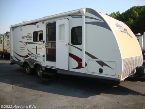 Used 2013 Heartland RV North Trail  NT 21FBS For Sale by Hayden's RV's available in Richmond, Virginia