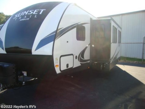 New 2018 CrossRoads Sunset Trail Super Lite 262 BH For Sale by Hayden's RV's available in Richmond, Virginia