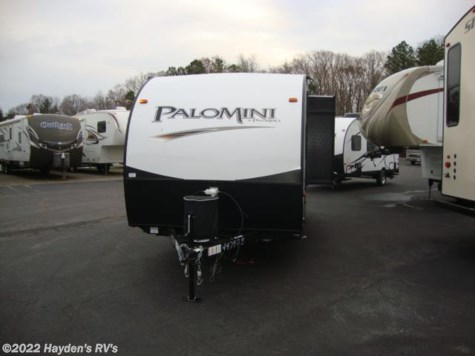 New 2018 Palomino PaloMini 182 SK For Sale by Hayden's RV's available in Richmond, Virginia