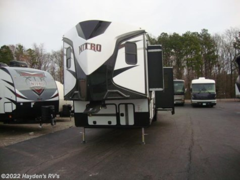 New 2018 Forest River XLR Nitro 36VL5 For Sale by Hayden's RV's available in Richmond, Virginia