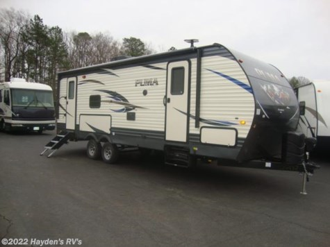 New 2018 Palomino Puma 25RKSS For Sale by Hayden's RV's available in Richmond, Virginia