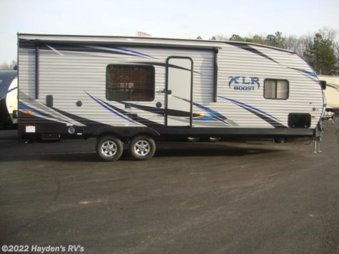 New 2018 Forest River XLR Boost 27 QB For Sale by Hayden's RV's available in Richmond, Virginia