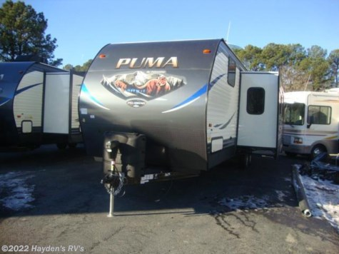 New 2018 Palomino Puma 30FBSS For Sale by Hayden's RV's available in Richmond, Virginia