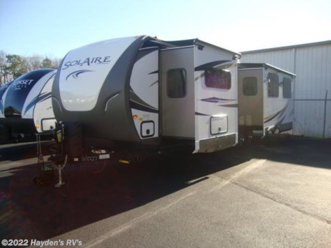 New 2018 Palomino Solaire 316 RLTS For Sale by Hayden's RV's available in Richmond, Virginia
