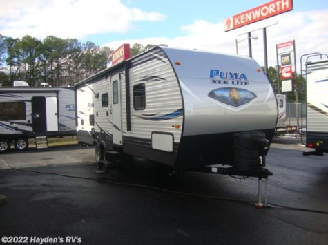 New 2018 Palomino Puma XLE Lite 25RBSC For Sale by Hayden's RV's available in Richmond, Virginia