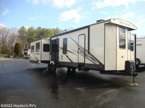 New 2018 Forest River Sierra 391 SAB For Sale by Hayden's RV's available in Richmond, Virginia