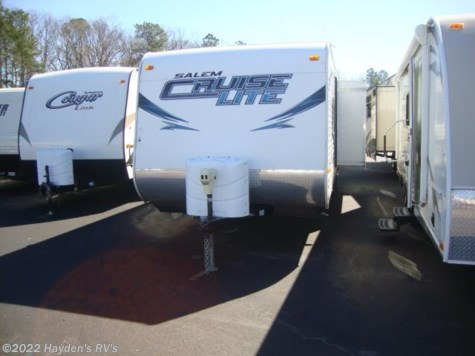 Used 2012 Forest River Salem Cruise Lite 281BH For Sale by Hayden's RV's available in Richmond, Virginia