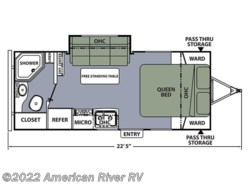 New 2016  Coachmen  22QBS by Coachmen from American River RV in Davis, CA
