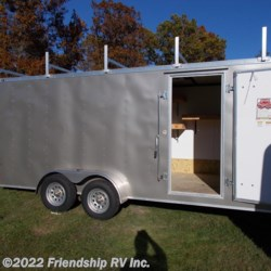 2014 American Hauler NORTHERN HAULER NH718TA2  - Cargo Trailer Used  in Friendship WI For Sale by Friendship RV Inc. call 608-339-2300 today for more info.