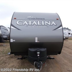 2018 Coachmen Catalina 263SLSLE  - Travel Trailer New  in Friendship WI For Sale by Friendship RV Inc. call 608-339-2300 today for more info.