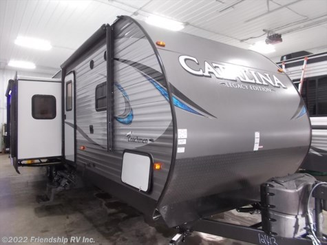 New 2018 Coachmen Catalina 313DBDSCKLE For Sale by Friendship RV Inc. available in Friendship, Wisconsin
