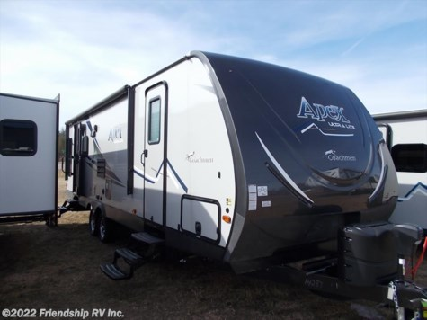 New 2018 Coachmen Apex 279RLSS For Sale by Friendship RV Inc. available in Friendship, Wisconsin