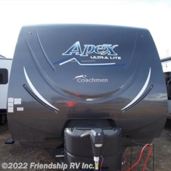 2018 Coachmen Apex 279RLSS  - Travel Trailer New  in Friendship WI For Sale by Friendship RV Inc. call 608-339-2300 today for more info.