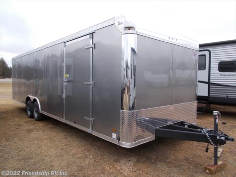New 2018 US Cargo PC8528TA3 For Sale by Friendship RV Inc. available in Friendship, Wisconsin