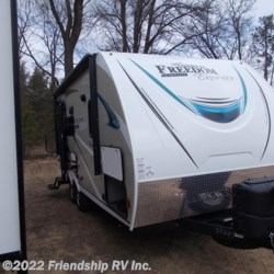 New 2019 Coachmen Freedom Express 192RBS For Sale by Friendship RV Inc. available in Friendship, Wisconsin