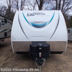 2019 Coachmen Freedom Express 192RBS  - Travel Trailer New  in Friendship WI For Sale by Friendship RV Inc. call 608-339-2300 today for more info.