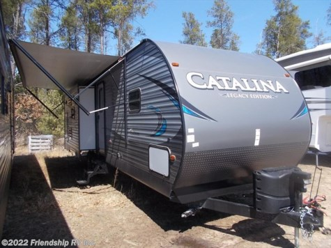 New 2019 Coachmen Catalina Legacy Edition 293RLDSLE For Sale by Friendship RV Inc. available in Friendship, Wisconsin