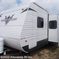 Friendship RV Inc. 2012 North Country NC 27FQBS SLT  Travel Trailer by Heartland  | Friendship, Wisconsin