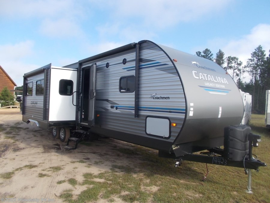 2019 Coachmen Catalina Legacy Edition 333BHTSCKLE