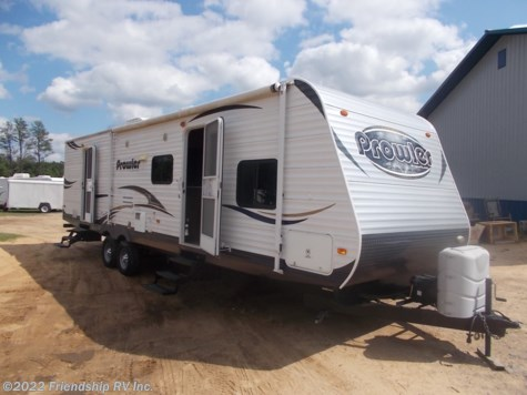 Used 2013 Heartland  Prowler 32P FQB For Sale by Friendship RV Inc. available in Friendship, Wisconsin