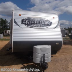 2013 Heartland  Prowler 32P FQB  - Travel Trailer Used  in Friendship WI For Sale by Friendship RV Inc. call 608-339-2300 today for more info.