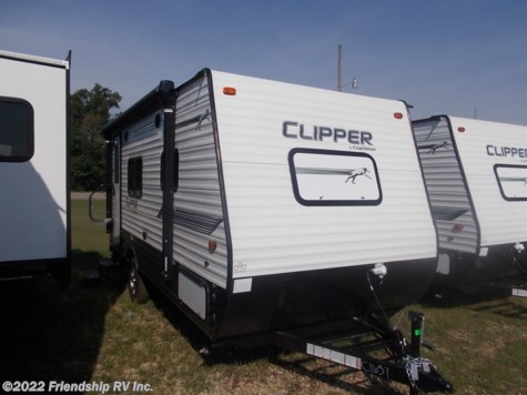 New 2019 Coachmen Clipper 17FB For Sale by Friendship RV Inc. available in Friendship, Wisconsin