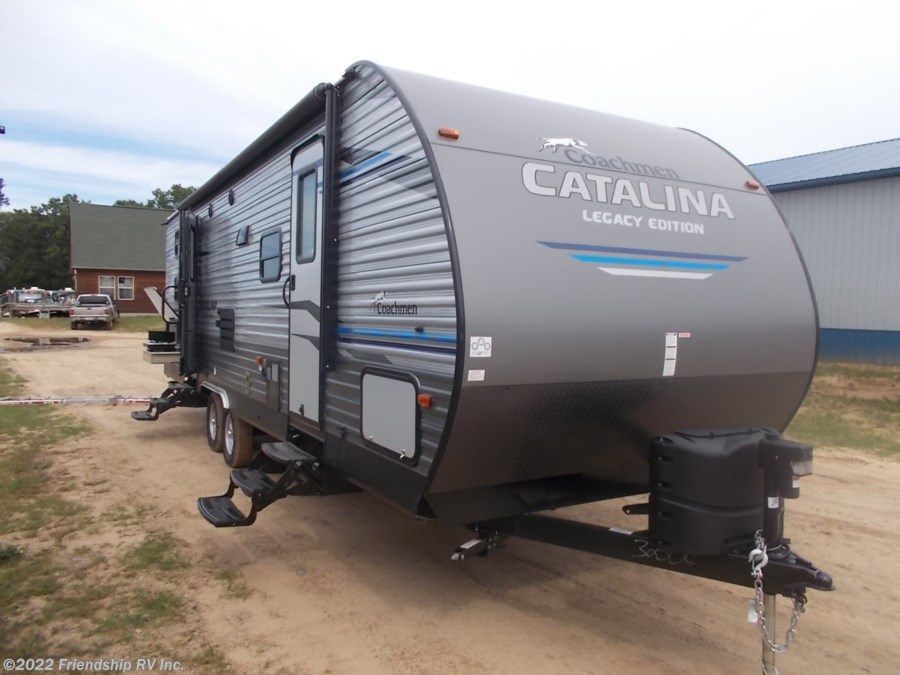 2019 Coachmen Catalina Legacy Edition 273BHSCKLE
