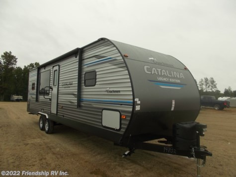 New 2019 Coachmen Catalina Legacy Edition 283RKSLE For Sale by Friendship RV Inc. available in Friendship, Wisconsin