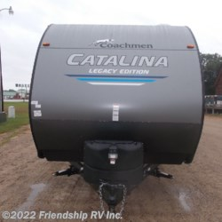2019 Coachmen Catalina Legacy Edition 283RKSLE  - Travel Trailer New  in Friendship WI For Sale by Friendship RV Inc. call 608-339-2300 today for more info.